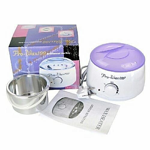 machine professionnel chauffe cire pour pilateur mini spa pro wax100 achat epilation femme. Black Bedroom Furniture Sets. Home Design Ideas