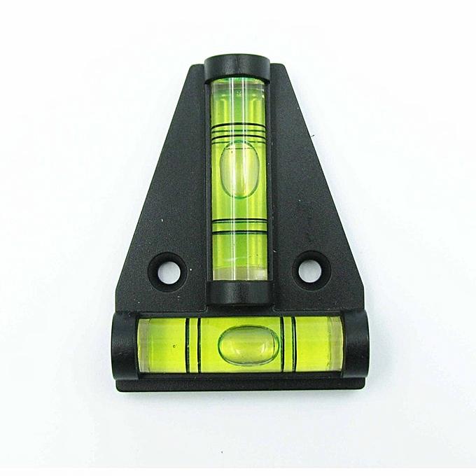 Autre QASE Mini Spirit Level Measurement Instrument T-type Level Bubble four styles(YK0202D) à prix pas cher