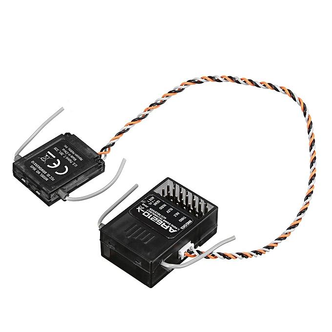 UNIVERSAL Spektrum AR6210 DSM-X 6-Channel DSM2 DSMX Receiver+Satellit Spektrum Transmitter à prix pas cher