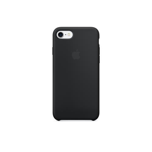 coque silicone iphone 8 noir
