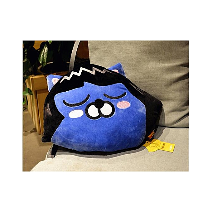 Autre 40cm Ryan Stuffed Plush Toys V GIRL Same Style Cushions Ryan Pillow Emoji Doll(bleu) à prix pas cher