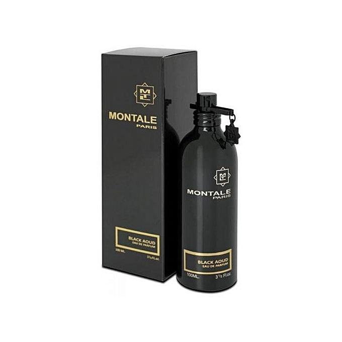 De Eau Black Aoud 100ml Montale Paris Parfum Yf67gybv