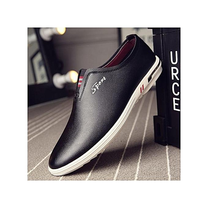 Générique  prix 's Business Casual Leather Shoes à prix  pas cher  | Jumia Maroc 258f57