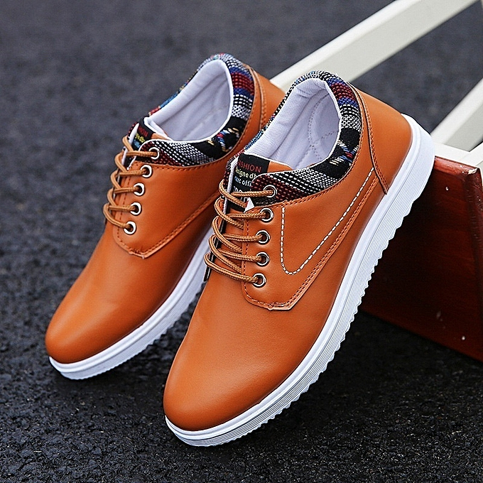 Other New Stylish British Style Men's Anti-skid Working chaussures à prix pas cher