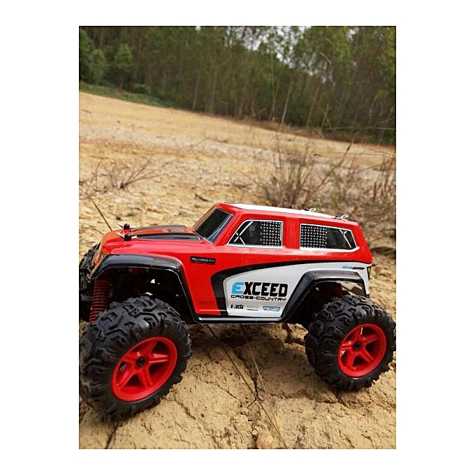 Generic RC Car, SUBOTECH 25MPH 40km h High Speed 1 24 Scale Off Road RD à prix pas cher