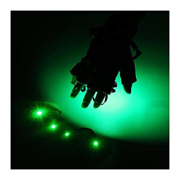 OEM Main droite 4 gants laser lumière verte 532nm gants laser gants de danse laser laser accessoires de perforhommece de danse laser à prix pas cher