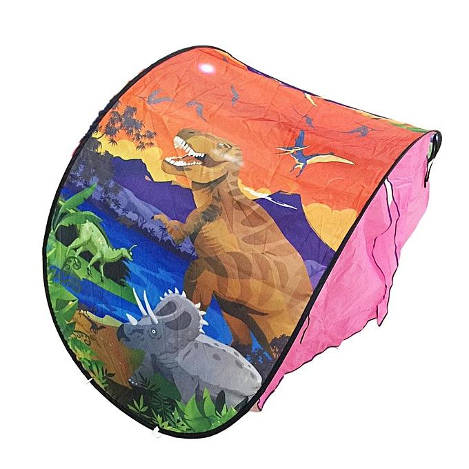 UNIVERSAL Enfants Sleeping Dream Toys Tent with LED Play House Wonderland Princess Pop Up Tents à prix pas cher