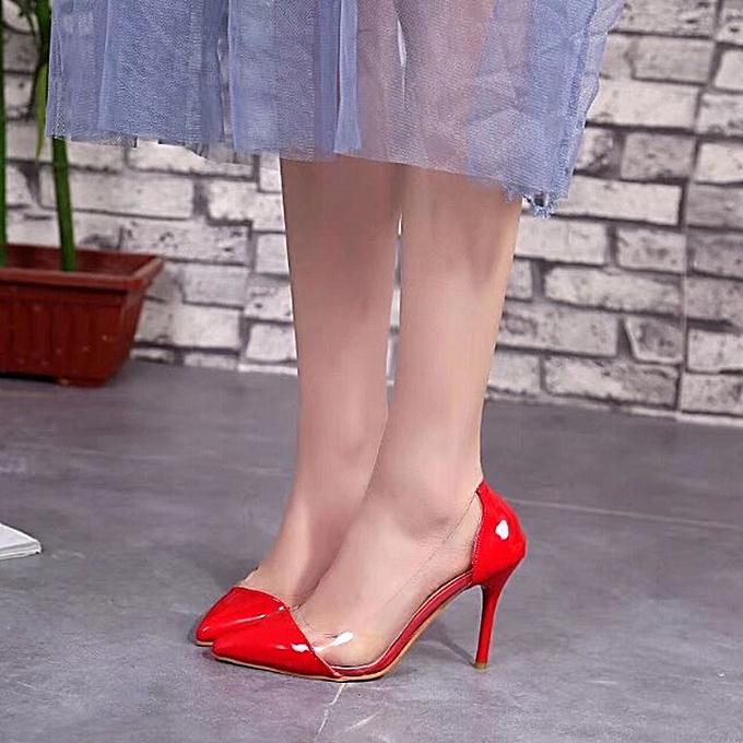 Générique Chaussures à Talons pour Femmes - Rouge à prix prix prix pas cher    Jumia Maroc e89779