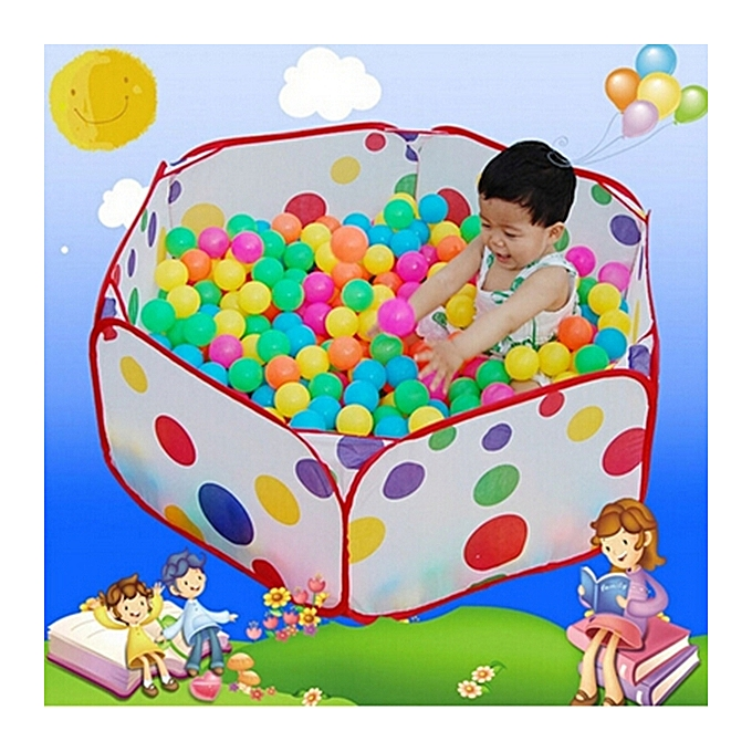 UNIVERSAL portable Foldable Ocean Ball Pit Pool Holder Indoor de plein air Enfants Play Toy Tent à prix pas cher