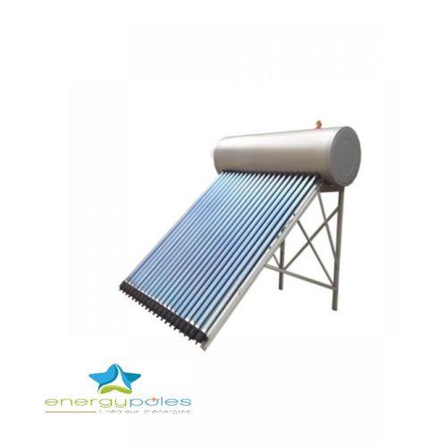 Energypoles energypoles chauffe eau solaire tubes sous for Chauffe eau solaire sous vide