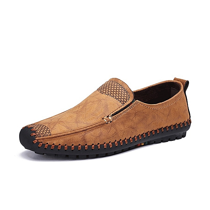 Fashion Bnaggood chaussures for Men Soft Sole Old Peking Style Slip On Cloth Oxfords à prix pas cher