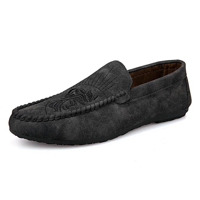 Fashion Wild Men's Casual chaussures - noir à prix pas cher    Jumia Maroc