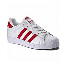 buy popular 949ce ad067 CHAUSSURES SUPERSTAR POUR HOMMES