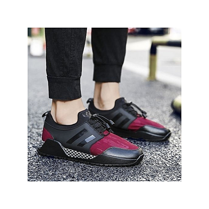 Fashion   Fashion  Low Top Fashion Sneakers Casual Breathable Running Sports Shoes à prix pas cher  | Jumia Maroc f9971a