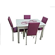 salle manger moderne 4 places