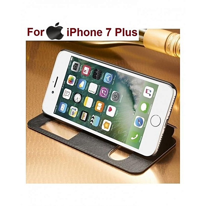 gps on iphone 201 tui support pour apple iphone 7 plus en cuir v 233 ritable 7283
