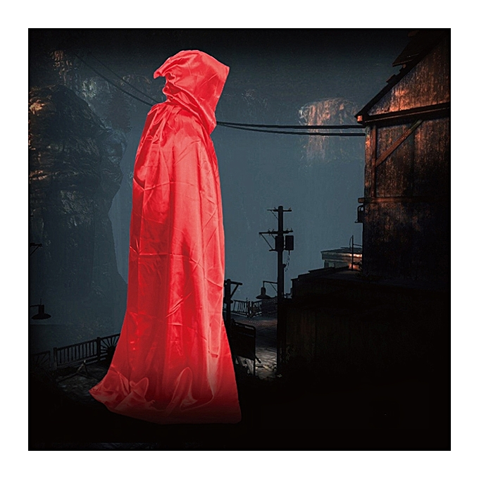 mode Hommes HalFaibleeen Cosplay Witch Wizard Cloak Vampire Four Couleurs à prix pas cher