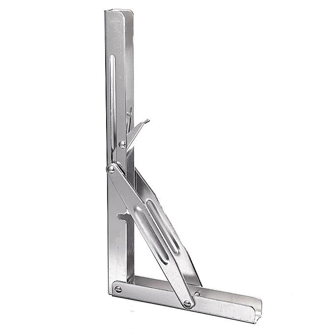 UNIVERSAL Stainless Steel Folding Shelf Bench Table Bracket Heavy Duty 250kg   per Load à prix pas cher