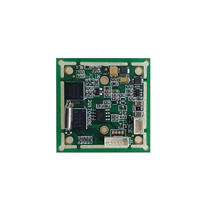 OEM 1 3 Effio-E DSP 650TVL 4140+639 CCD IR Sensitive Motherboard PAL For FPV Camera à prix pas cher