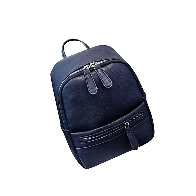 Fashion Tcetoctre New Fashion Casual Female feminine backpack for teenage girls school bag-noir à prix pas cher