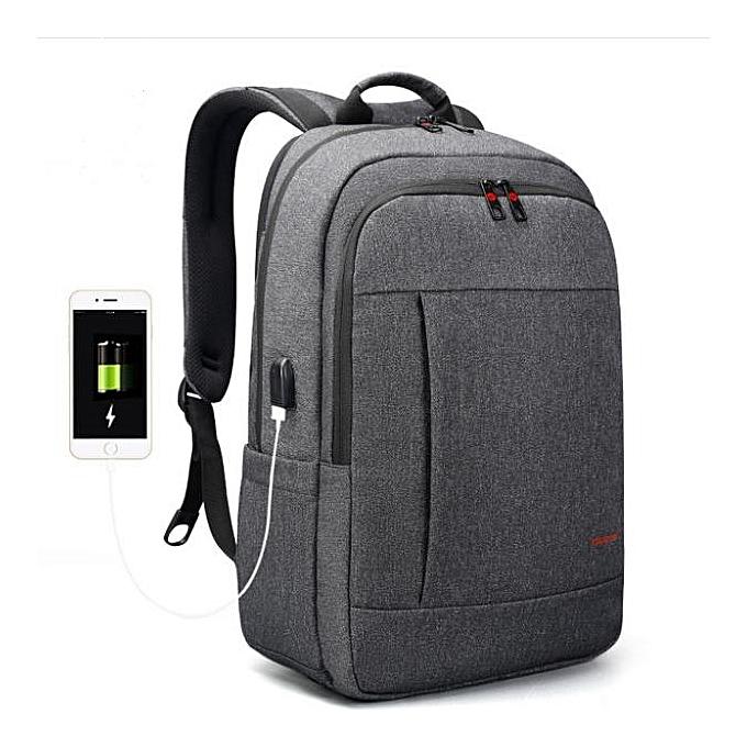 OEM New Anti theft USB charging Men 15.6inch Laptop Backpack for femmes Fashion Travel Bag noir à prix pas cher