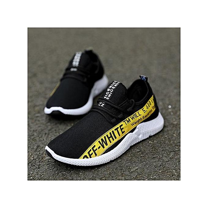 OEM Men's fashion casual wild trend chaussures lightweight chaussures à prix pas cher