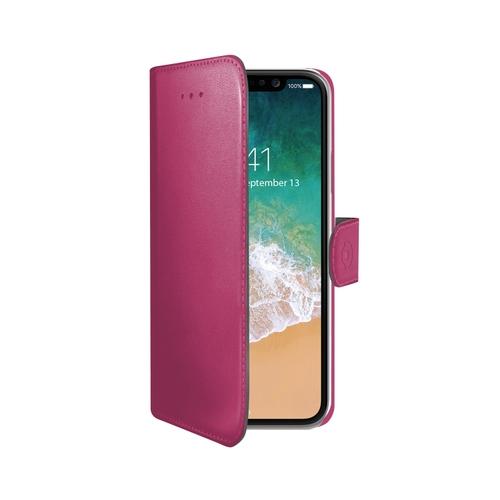 coque iphone x pink