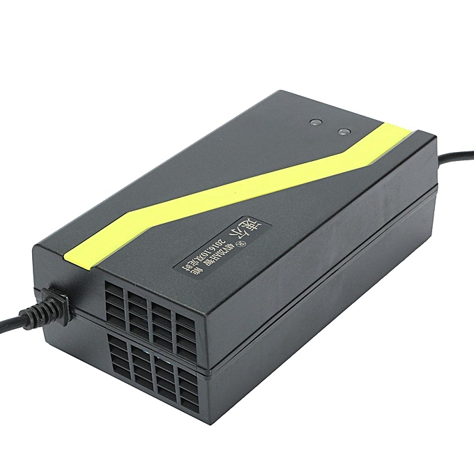 UNIVERSAL 48V 20AH US Plug Lead Acid Battery Charger For Electric Bicycle Bike Scooters à prix pas cher