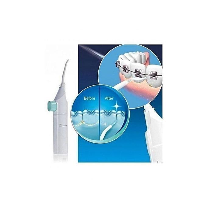 as seen on tv power floss appareil de nettoyage dentaire hydropopulseur dentaire jet d 39 eau au. Black Bedroom Furniture Sets. Home Design Ideas