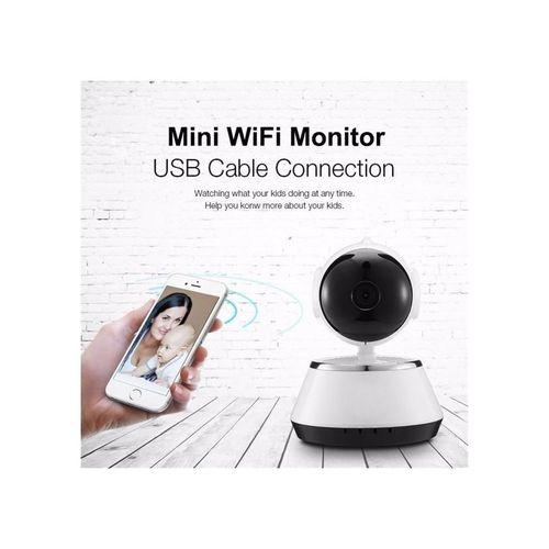 autre cam ra ip wifi 720p hd surveillance cam ra pour b b espion r seau webcam d tection. Black Bedroom Furniture Sets. Home Design Ideas