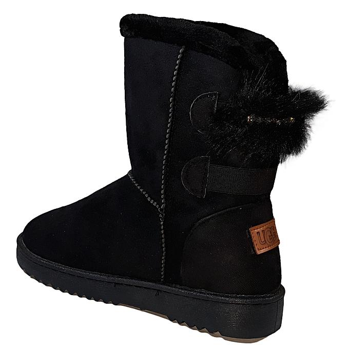 Commandez Générique Bottine Haut qualité d hiver Très chic et ... 9e2be57029d9