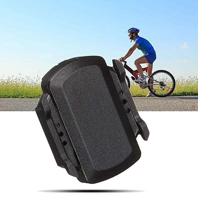 UNIVERSAL 6PCS Bike Bicycle ANT+ bleutooth Wireless Speed Cadence Sensor For Garmin Bryton GPS noir à prix pas cher