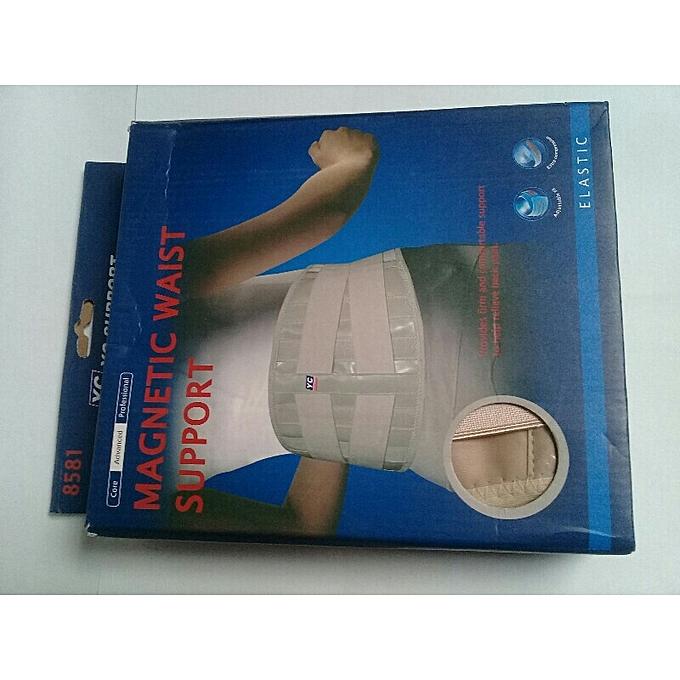 ... Èlastique ajusteur lombaire de taille ceinture magnétique magnetic  waist lombaire èquipement santè corps vie quotidienne ... e4163273696
