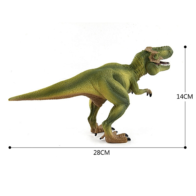 Generic Educational Simulated Dinosaurs Tyrannosaurus Rex Model Enfants Toy Dinosaur Gift à prix pas cher