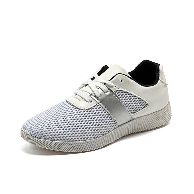 Fashion Men Breathable Mesh Lace Up Athletic chaussures baskets à prix pas cher    Jumia Maroc