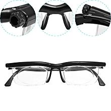 fdc965d2c Adjustable HD Dial Eye Glasses Vision Reader Glasses For Adult Q—One
