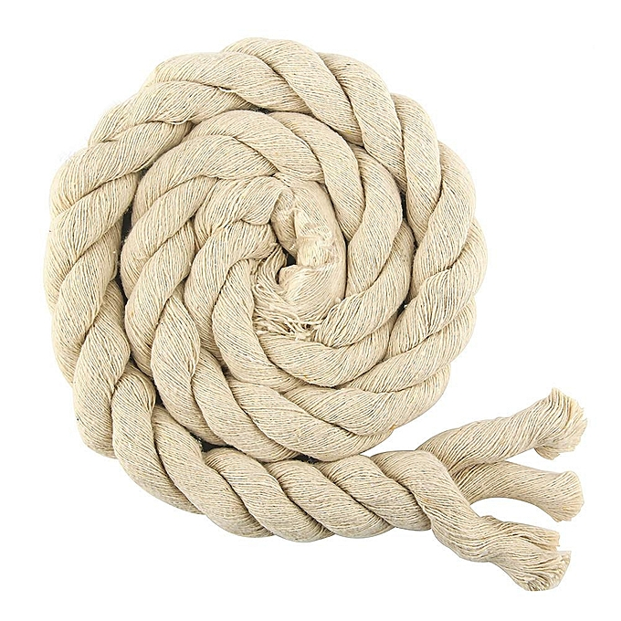 UNIVERSAL 4 5 6mm Macrame Rope Natural Beige Cotton Twisted Cord Artisan Hand Craft New 4mm à prix pas cher