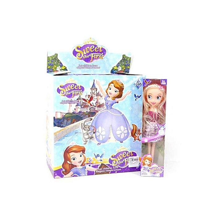 Autre UR Exquisite Minidoll Toy Collector Jouet Jouet Petit ensemble de jeu Jouet mignon  088453 à prix pas cher