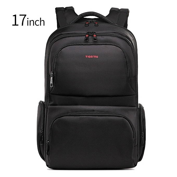OEM imperméable 15.6 Inch Laptop sac à dos Leisure School sac à doss sacs For Pour des hommes noir à prix pas cher