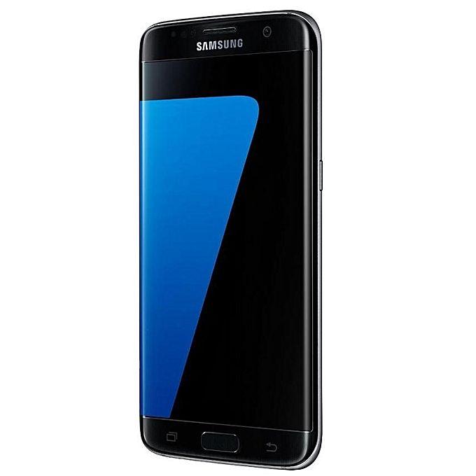 galaxy s7 edge 32 go 4 go ram noir achat t l phones tablettes jumia maroc. Black Bedroom Furniture Sets. Home Design Ideas