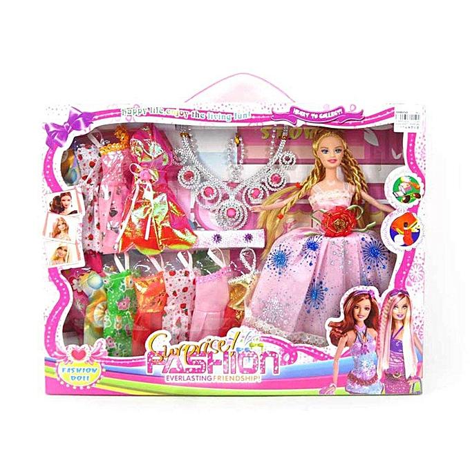 Autre UR 11,5 pouces jouet de conte de fées jouet de conte de fées jouet petit ensemble de jeu jouet mignon  083725 à prix pas cher