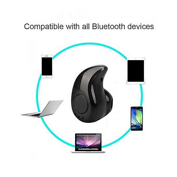 universal mini oreillette headset bluetooth micro casque bluetooth ecouteur noir au maroc pas. Black Bedroom Furniture Sets. Home Design Ideas