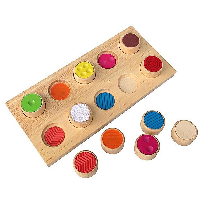 Autre Alink Memory Touch Flip Board Blocs De Bois Jouets Enfants Apprentissage Jouet Éducatif à prix pas cher