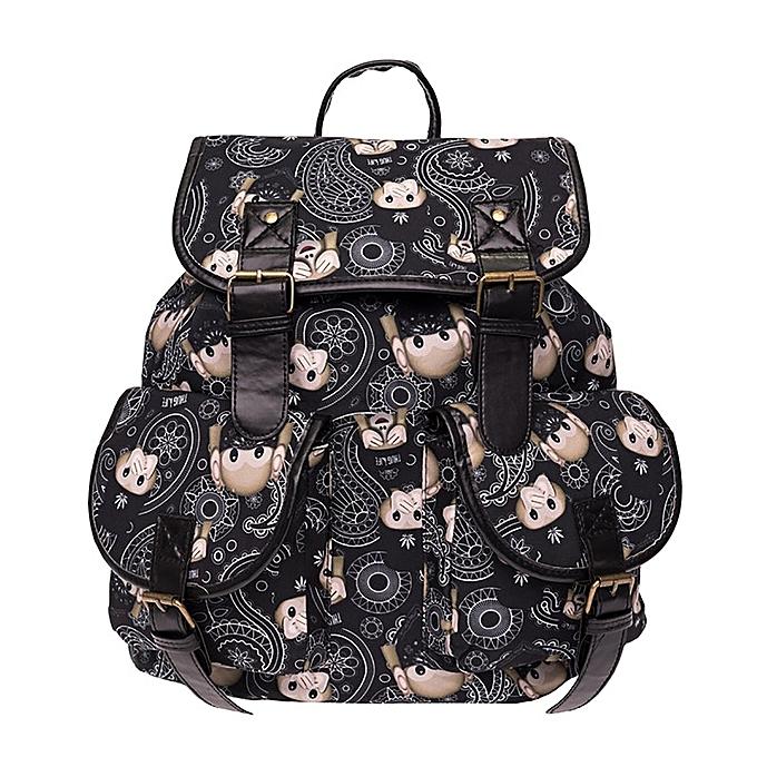 Generic bpp40175 Double Pocket Schoolsac grand capacité modeable Shoulder sac à dos à prix pas cher