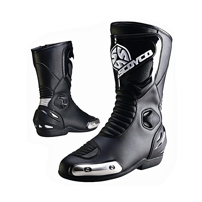Fashion Motorcycle Short Boots Casual Riding Sports Riding Casual Shoes Breathable Scoyco MBT005 à prix pas cher  | Jumia Maroc 7b192b