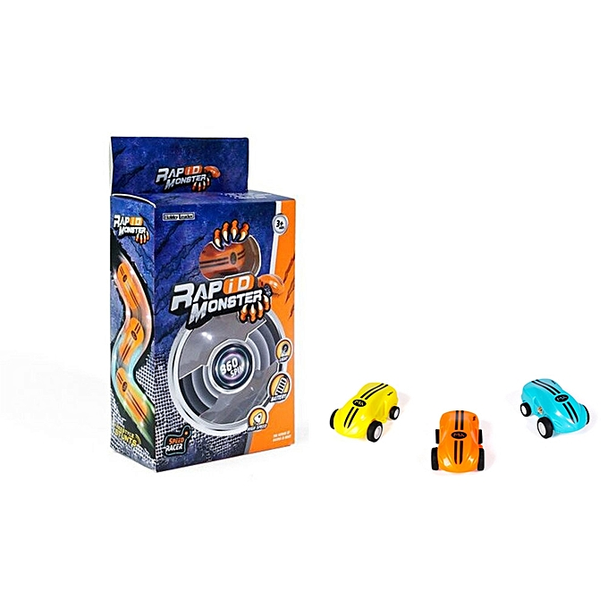 UNIVERSAL 3PCS Hobby Leader High Speed voiture Christmas Gift rougeating Toy voiture Novelcravates Toys With lumière- à prix pas cher