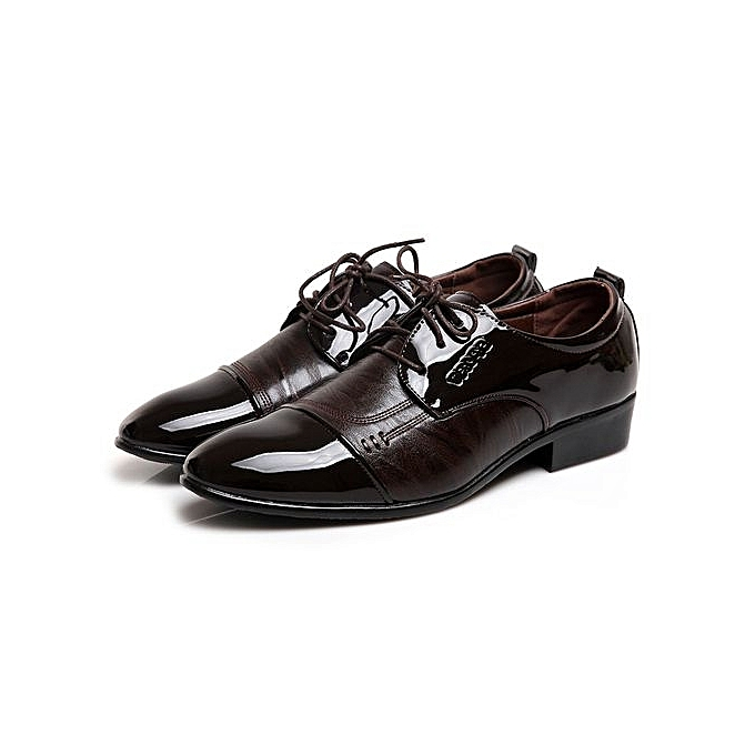 Générique  's Charter Leather Lined  Dress Loafers Shoes Aokang  Lined  Dress Shoes Genuine Leather -Marron 7-51 à prix pas cher  | Black Friday 2018 | Jumia Maroc e31de7