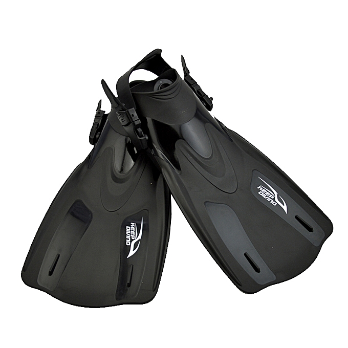 GENERAL KEEP DIVING Adjustable Scuba Diving Fins For Adult femmes Or Men Swimming Training Equipment chaussures Snorkeling Flippers(M) à prix pas cher