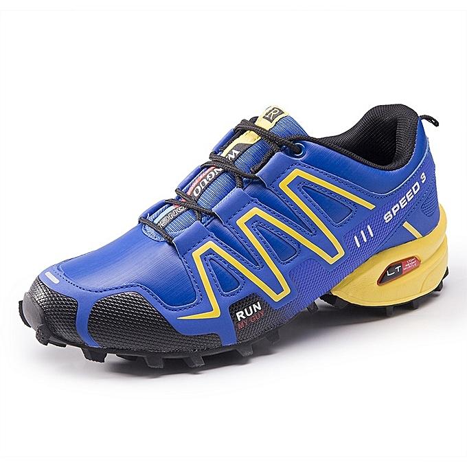 Autre Outdoor Skid-proof Running chaussures Men's Hiking chaussures à prix pas cher