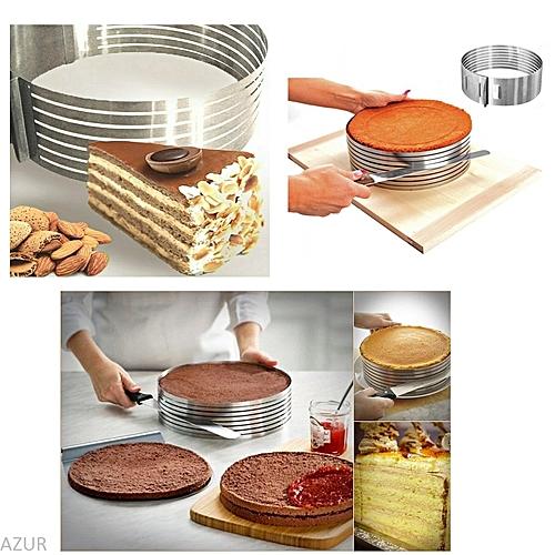 À Coupe Gâteaux Pas Moule Cake Universal Commandez Cher Prix qaw15IWT